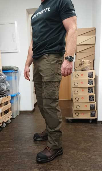Carhartt Full Swing Steel Pants Outdoor Bushcraft Hose