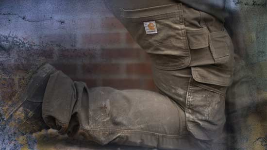 CARHARTT FULL SWING STEEL PANTS HOSE