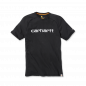 Preview: CARHARRT FORCE® DELMONT T-SHIRT FASTDRY®SCHWARZ