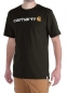 Preview: CARHARRT EMEA CORE LOGO T-SHIRT DARK-GREEN