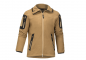 Preview: CLAW GEAR AVICEDA FLEECE HOODIE COYOTE