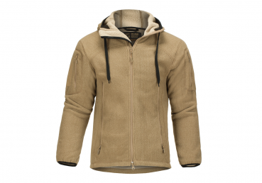 CLAW GEAR MILVAGO FLEECE HOODIE COYOTE