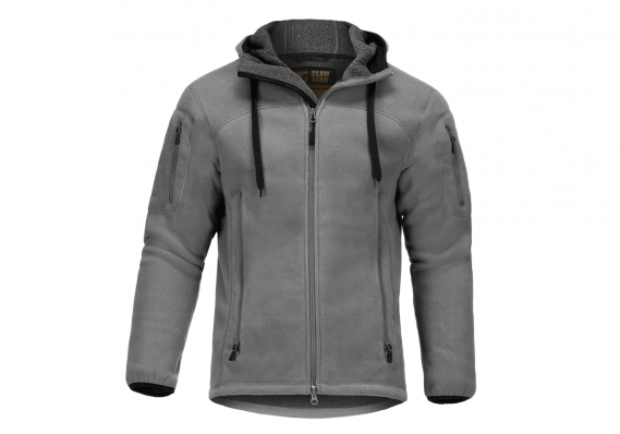 CLAW GEAR MILVAGO FLEECE HOODIE SOLID ROCK