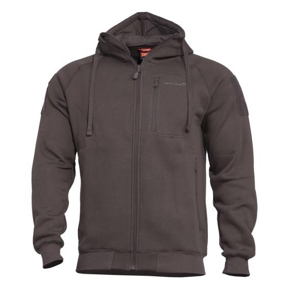 PENTAGON LEONIDAS 2.0 TACTICAL SWEATER TERRA-BROWN