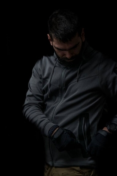 PENTAGON PENTATHLON TACTICAL HOODIE CINDER GREY