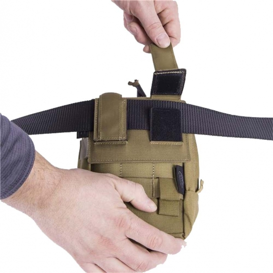 HELIKON-TEX BMA BELT Molle Adapter Coyote