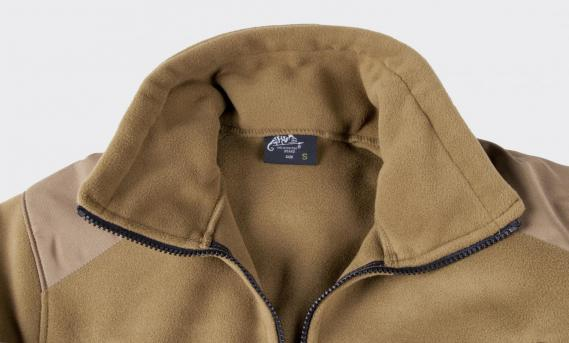 HELIKON TEX LIBERTY FLEECE JACKE COYOTE