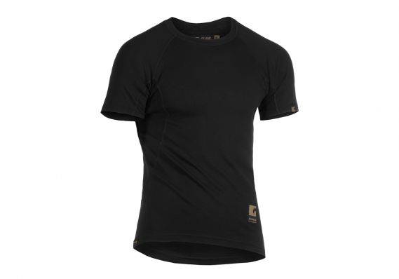 CLAW GEAR BASELAYER SHIRT SHORT SLEEVE SCHWARZ I.GENERATION