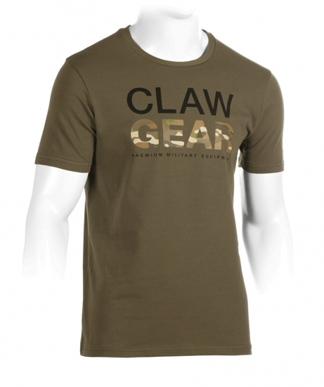 CLAW GEAR T-SHIRT RAL7013