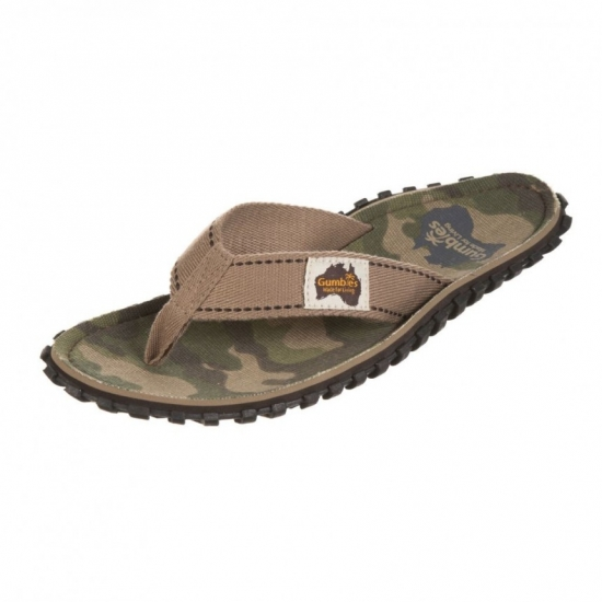GUMBIES AUSTRALIAN SHOES CAMOUFLAGE