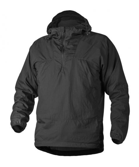HELIKON TEX LIGHT WEIGHT WIND SHIRT WINDRUNNER SCHWARZ