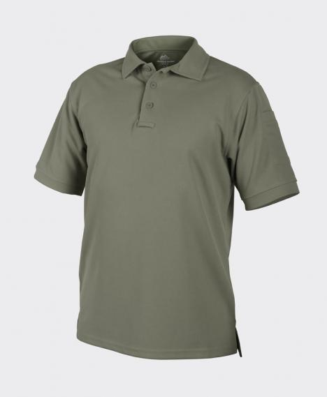 HELIKON TEX UTL® POLO SHIRT TOPCOOL ADAPTIVE-GREEN