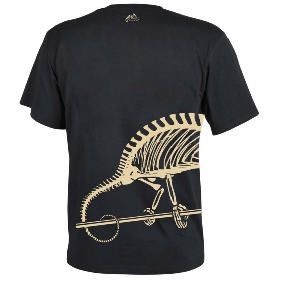 HELIKON TEX LOGO T-SHIRT FULL BODY SKELETON OLIVE