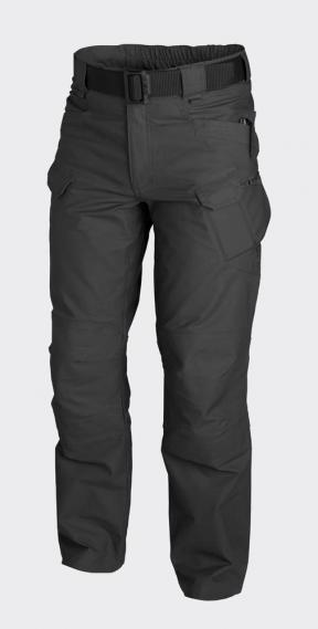 HELIKON TEX URBAN TACTICAL PANTS UTP RIPSTOP SCHWARZ