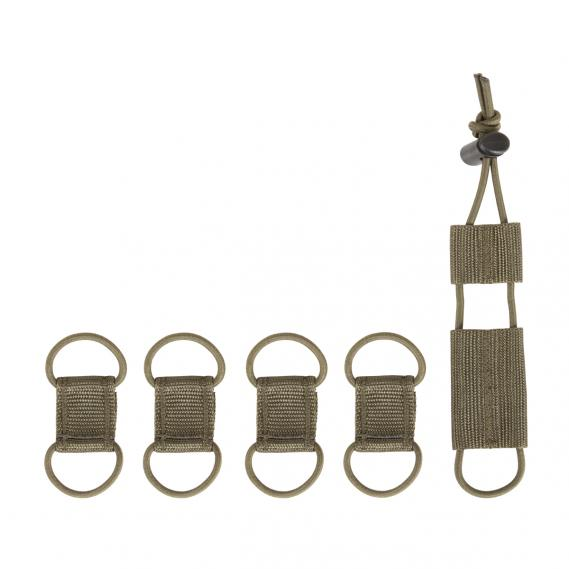 TASMANIAN TIGER CABLE MANAGER SET OLIVE