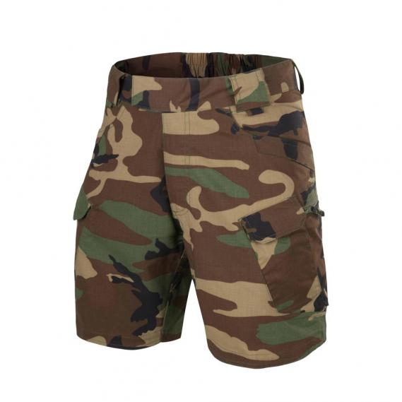 HELIKON TEX URBAN TACTICAL LINE UTP SHORT US WOODLAND 8.5""