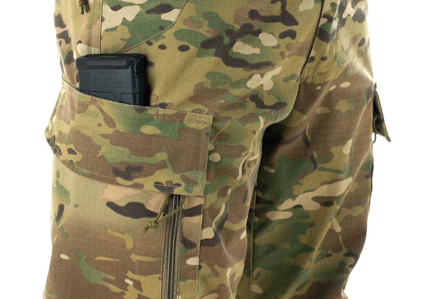 Clawgear Raider MK.IV leichte vielseitige Einsatzhose Militär Outdoor Multicam