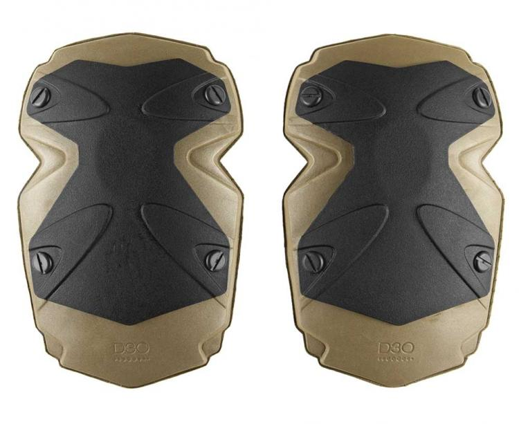 D3O® TRUST HP INTERNAL KNEE PAD Olive+Schwarz