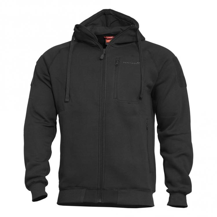 PENTAGON LEONIDAS 2.0 TACTICAL SWEATER SCHWARZ