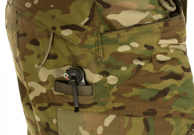 CLAW GEAR FIELD SHORT  MULTICAM