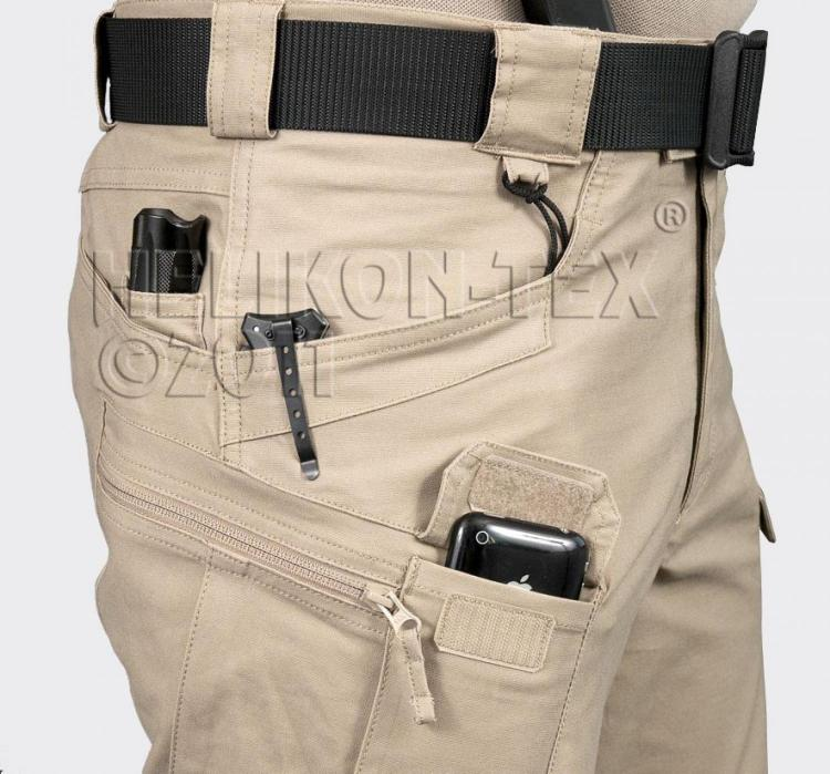 HELIKON TEX URBAN TACTICAL PANTS HOSE UTP RIPSTOP COYOTE