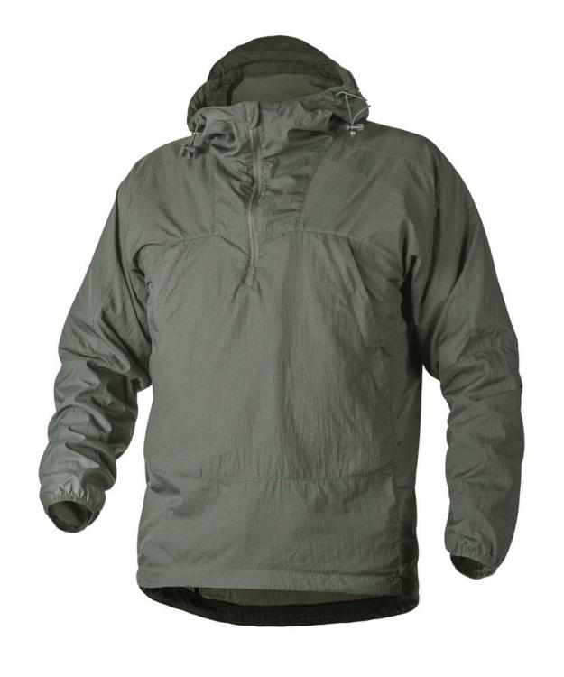 HELIKON TEX LIGHT WEIGHT WIND SHIRT WINDRUNNER ALPHA GREEN