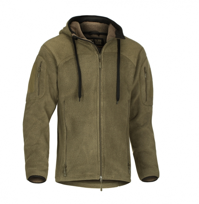 CLAW GEAR MILVAGO FLEECE HOODIE RAL7013