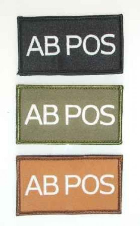 AB POS Luminous- Glow in the Dark