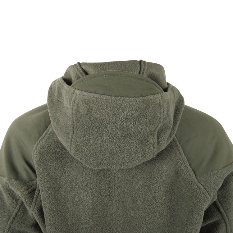 HELIKON-TEX CUMULUS®  HEAVY FLEECE JACKE TAIGA GREEN
