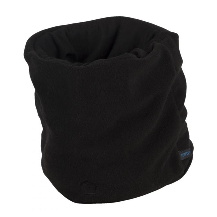 PENTAGON WINTER NECK SCARF SCHWARZ 1/2 FLEECE