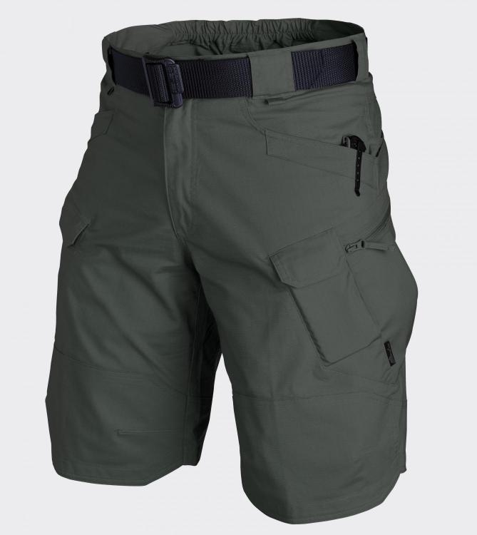 HELIKON TEX UTP SHORT JUNGLE GREEN 11""