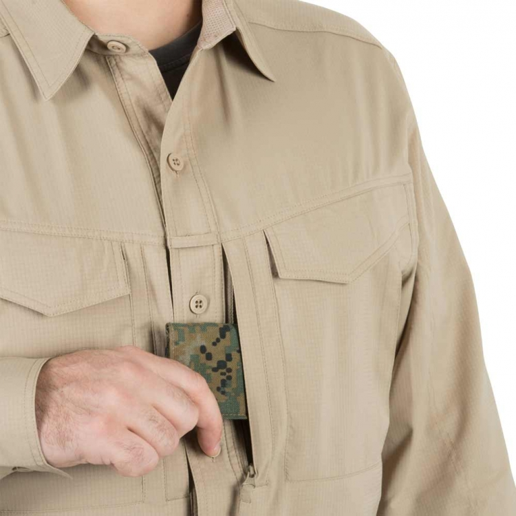 HELIKON-TEX DEFENDER Mk2 TROPICAL SHIRT CASTLE ROCK