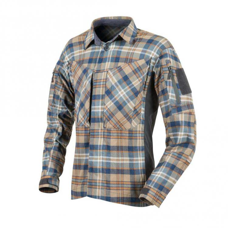 HELIKON-TEX MBDU FLANELL SHIRT® GINGER PLAID