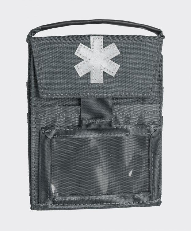 HELIKON-TEX POCKET MED INSERT BEINEINSCHUB SHADOW GREY