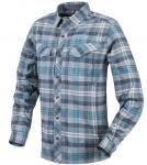 HELIKON-TEX DEFENDER MK2 PILGRIM SHIRT® LONGSLEEVE SHIRT BLUE PLAID