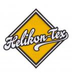 HELIKON-TEX PVC MORALE PATCH ROAD SIGN GELB
