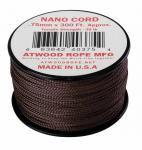 NANO CORD PARACORD 300Ft. US BROWN