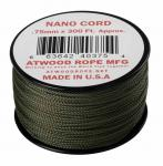 NANO CORD PARACORD 300Ft. OLIVE