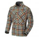 HELIKON-TEX MBDU FLANELL SHIRT® TIMBER OLIVE PLAID
