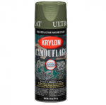KRYLON FARB SPRAY WOODLAND LIGHT GREEN