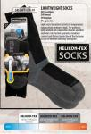 HELIKON-TEX LIGHTWEIGHT SOCKS - Coolmax®