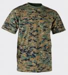 HELIKON TEX T-SHIRT USMC MARPAT DIGITAL WOODLAND